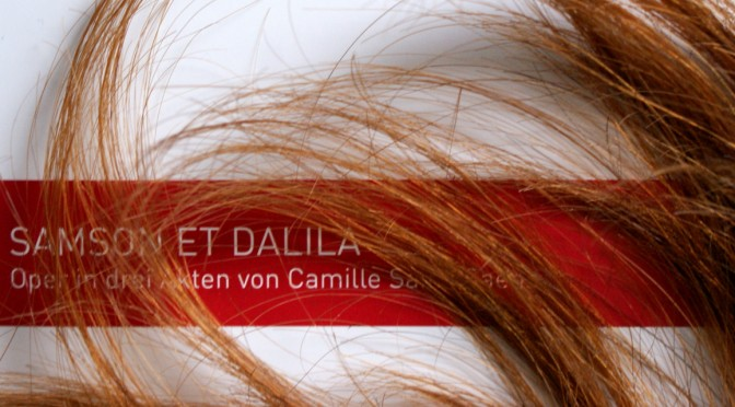 Samson et Dalila von Saint-Saëns