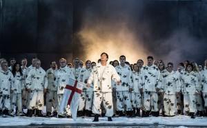 Le Prophet am Staatstheater Braunschweig, Foto: Volker Beinhorn