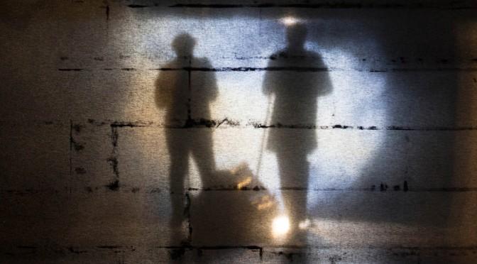 """""""Der Untergang des Hauses Usher"""" von Philip Glass am Theater Hof, Foto: Harald Dietz, SFF Fotodesign"""