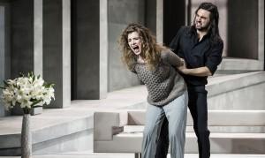"""""""Wuthering Heights"""" von Bernard Herrmann am Staatstheater Braunschweig, Foto: Volker Beinhorn"""