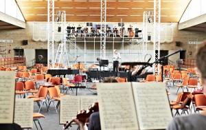 """""""Prometeo"""" von Luigi Nono am Staatstheater Darmstadt, Foto: Michael Hudler"""